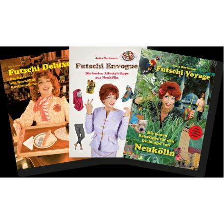 Futschi Bücher im 3er Pack