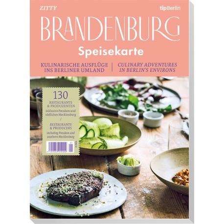 Speisekarte Brandenburg