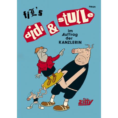 D&S: Im Auftrag der Kanzlerin, Band 9  (TIP)