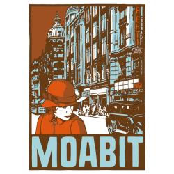 KAT MENSCHIK - Moabit